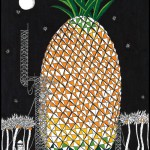 largesized pineapple /2005