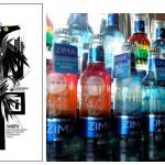 ビジュアル / ZIMA / Molson Coors Japan /2009