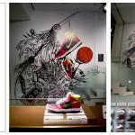 壁画 / wazzawall / NIKE iD STUDIO × digmeout /2008
