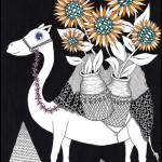 flower camel /2005